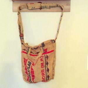 Handbags - Coffee bean bag